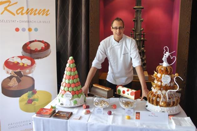 Kamm Mathieu-chef pâtissier