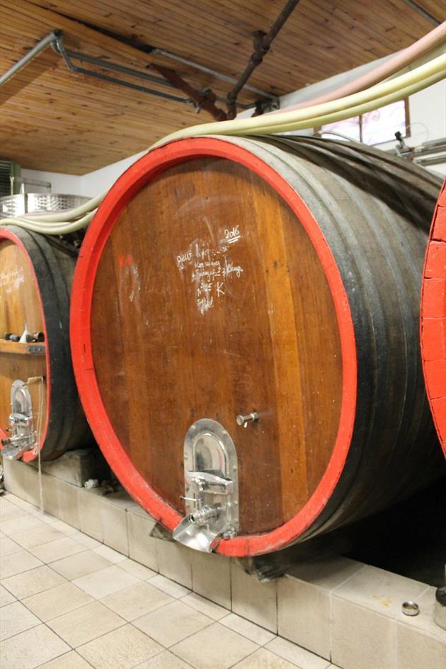 Cave de vinification