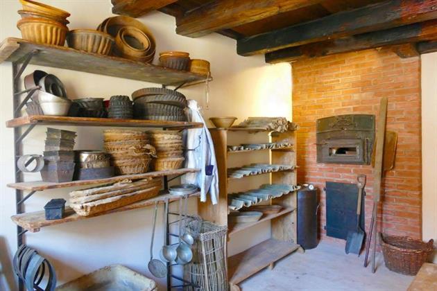 Kougelhopfs de la Maison du Pain d'Alsace. photo : C. Hamm