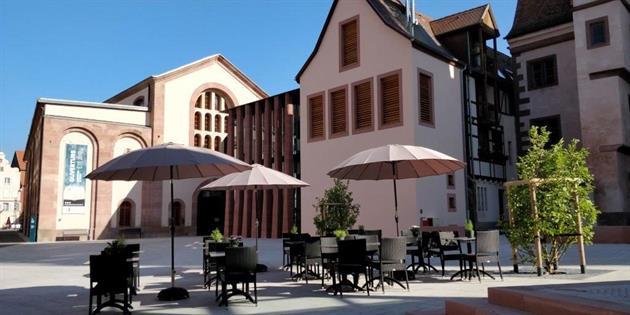 Maison du Pain d'Alsace extérieur