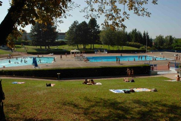 Freibad in Altkirch