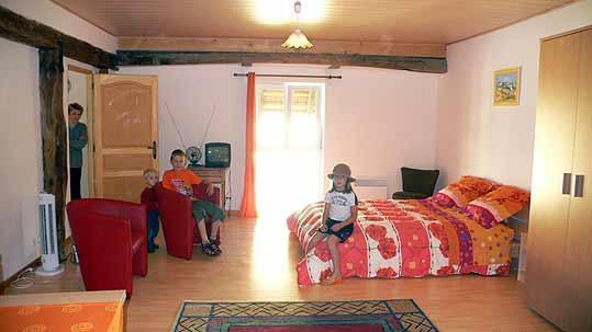 Chambre d'hôtes chez M. Fritsch