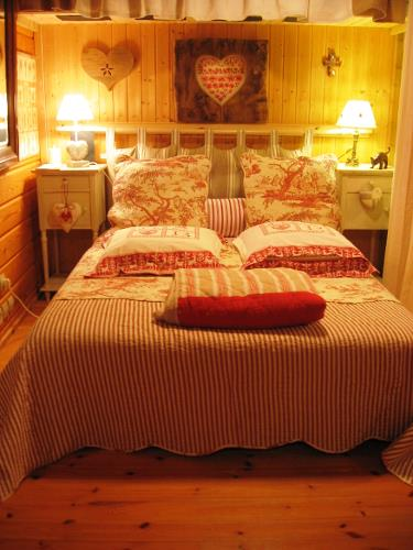 Les chambres d'hôtes Il était une fois une maison en bois