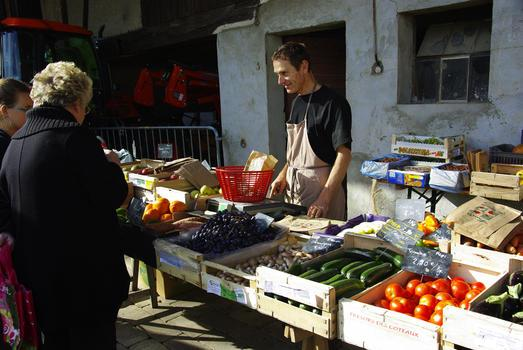 Manspach organic market