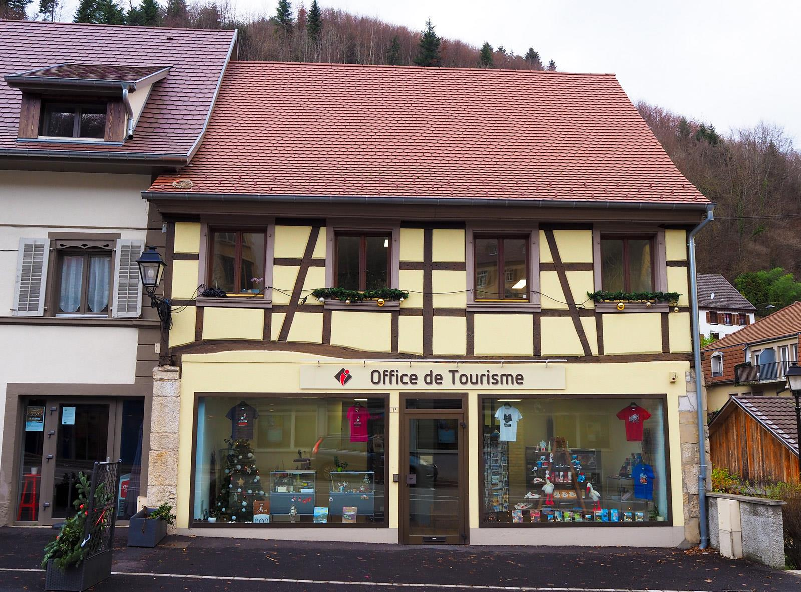 tourist office in southern Alsace sundgau
