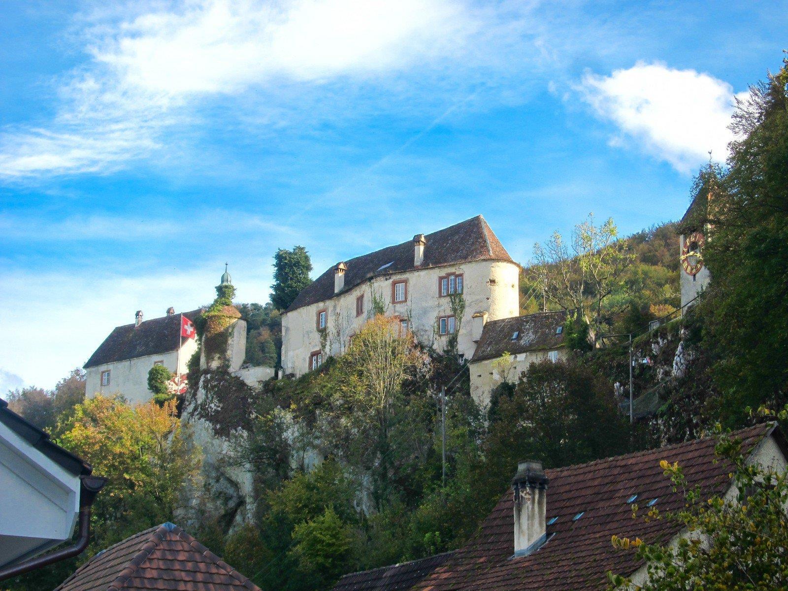 Randonnée pédestre: Wolschwiller -Burg -  le Raemelsberg