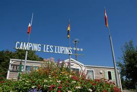 Camping des Lupins Seppois le Bas