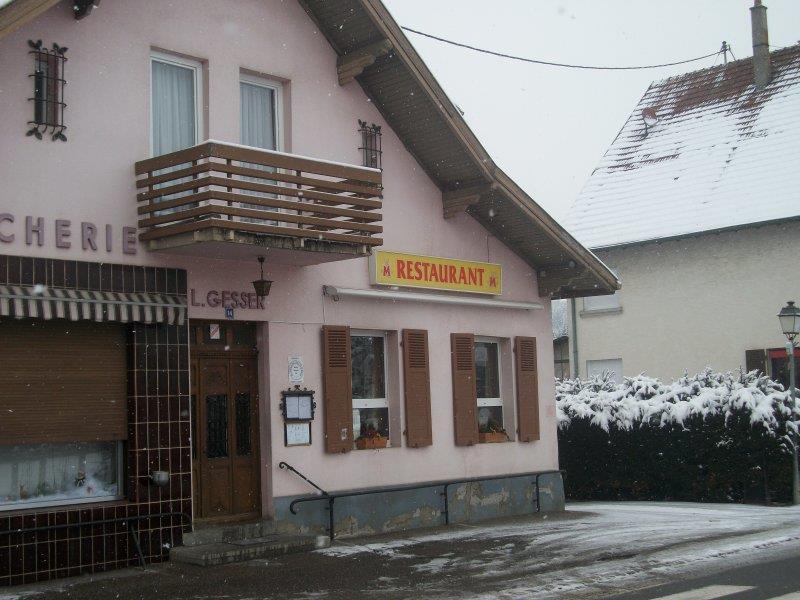 Restaurant de l'Ill