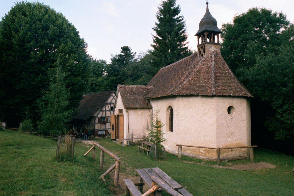 Saint Brice Chapel