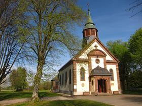 Chapelle Notre Dame de Grunenwald