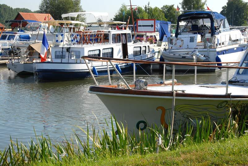 Yachthafen Porte d'Alsace