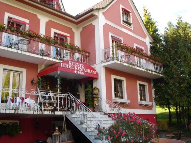 Hôtel-restaurant Kuentz-Bix