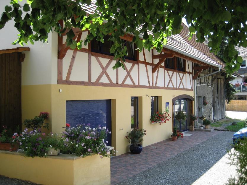 Chambres d'hôtes La Grange Bleue
