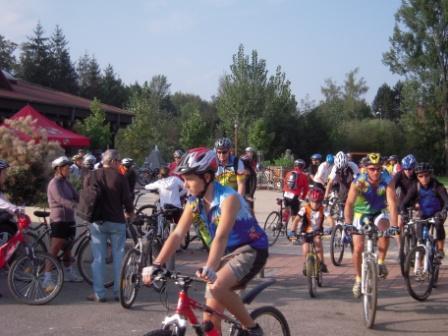 Randonnées VTT et Vélo routes