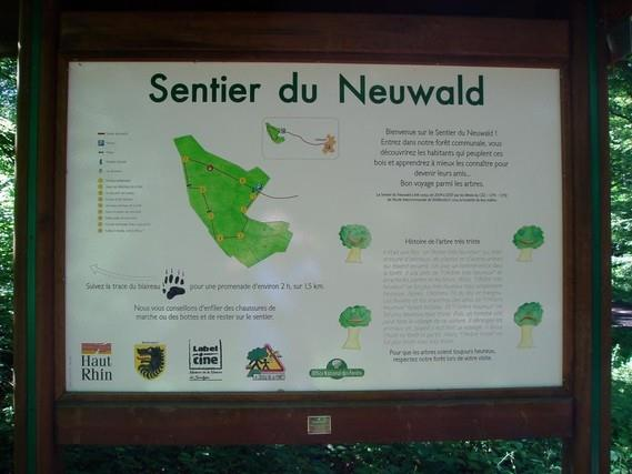 Neuwald Forest Interpretation Trail