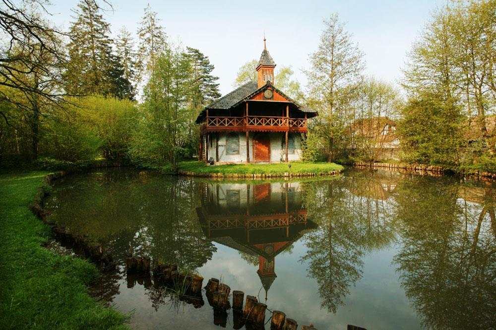 Le parc Charles de Reinach