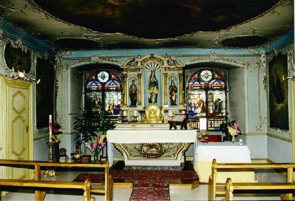 Chapelle Saint-Morand