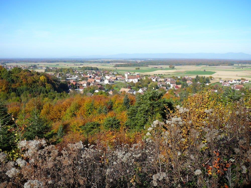 Sentier du patrimoine de Koestlach