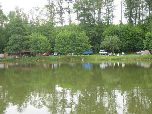 Teich der Gemeinde Ballersdorf