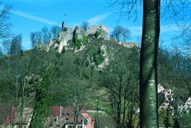 Ferrette Castle, H.D Fink
