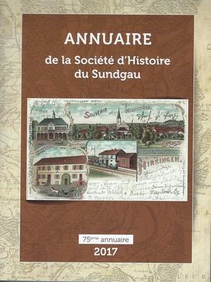 Annuaire de la Société d'Histoire du Sundgau