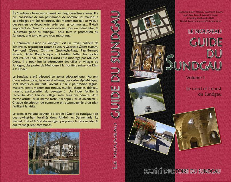 Le nouveau guide du Sundgau Vol 1