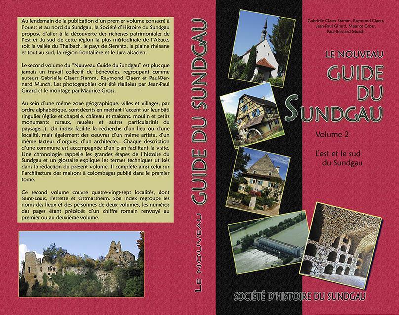 Le nouveau guide du Sundgau Vol 2