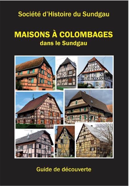 Maison à colombages dans le Sundgau