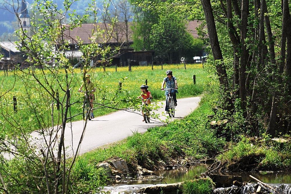 Fahrradtour im Sundgau n°8 - Rund um den Glaserberg