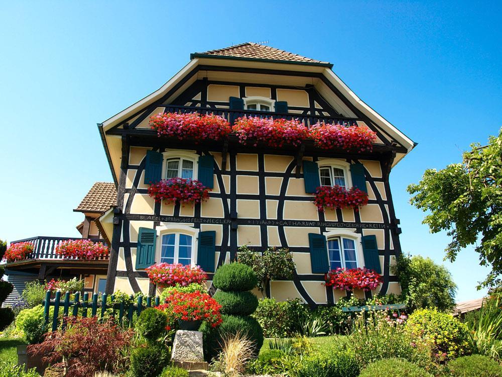 Fahrradtour im Sundgau n°9 - Das Tor zum Sundgau