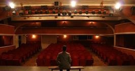 Salle de spectacle du foyer de la culture de Dannemarie