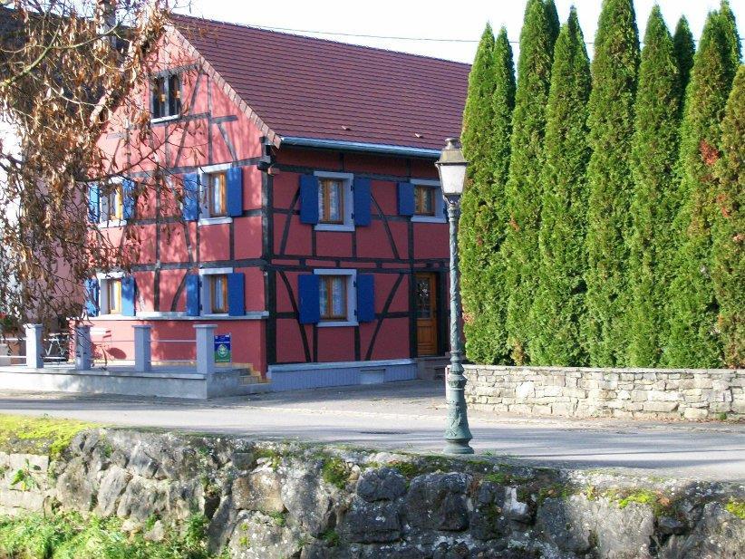 Chambre d'h�tes Alsace