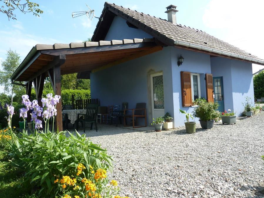 Gîte la Petite maison bleue