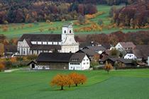 Abbaye de Mariastein