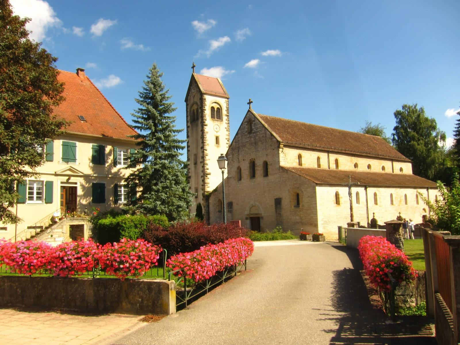 Randonnée pédestre Riespach Feldbach