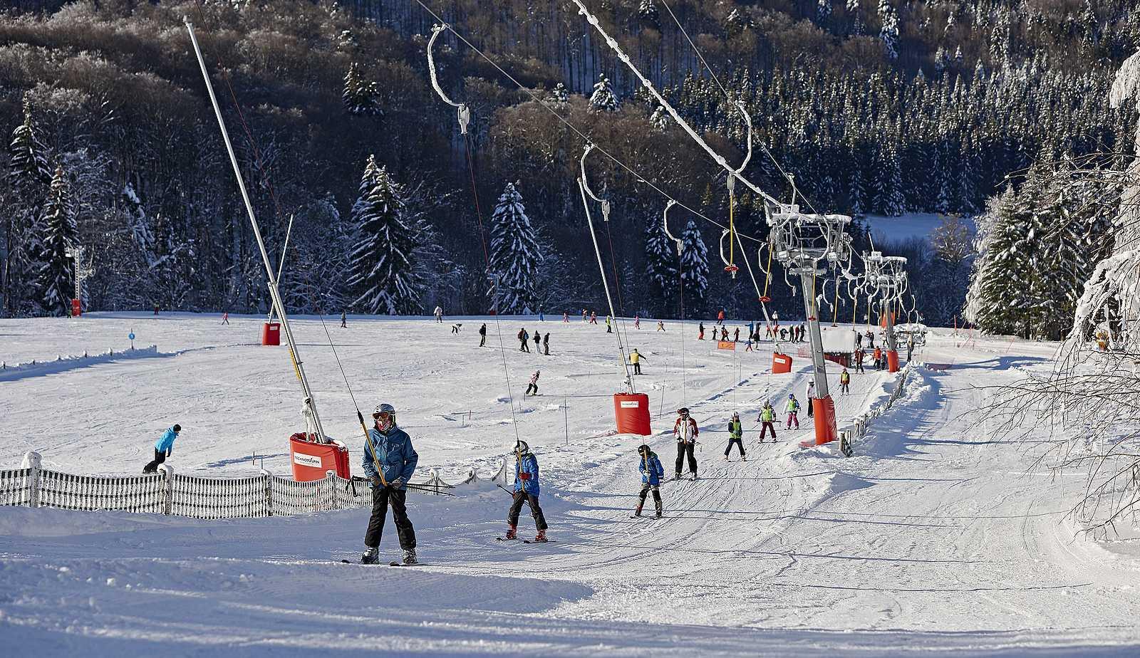 Le Champ du Feu ski resort