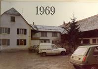 Une histoire de famille - année 69