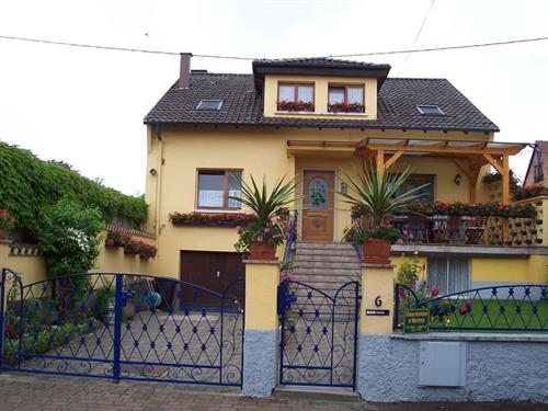 Meublé de M. René Baehrel à Marlenheim
