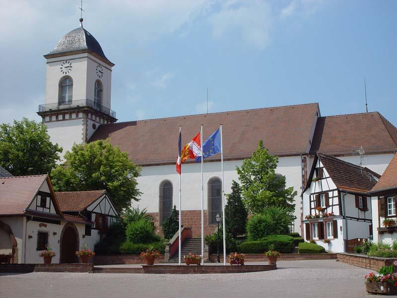 Die Sankt Richardis Kirche