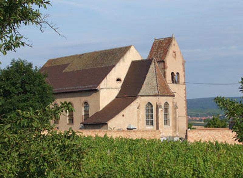 Die Sankt Pancrace Kirche