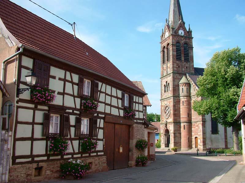 Eglise Saint-Hyppolite