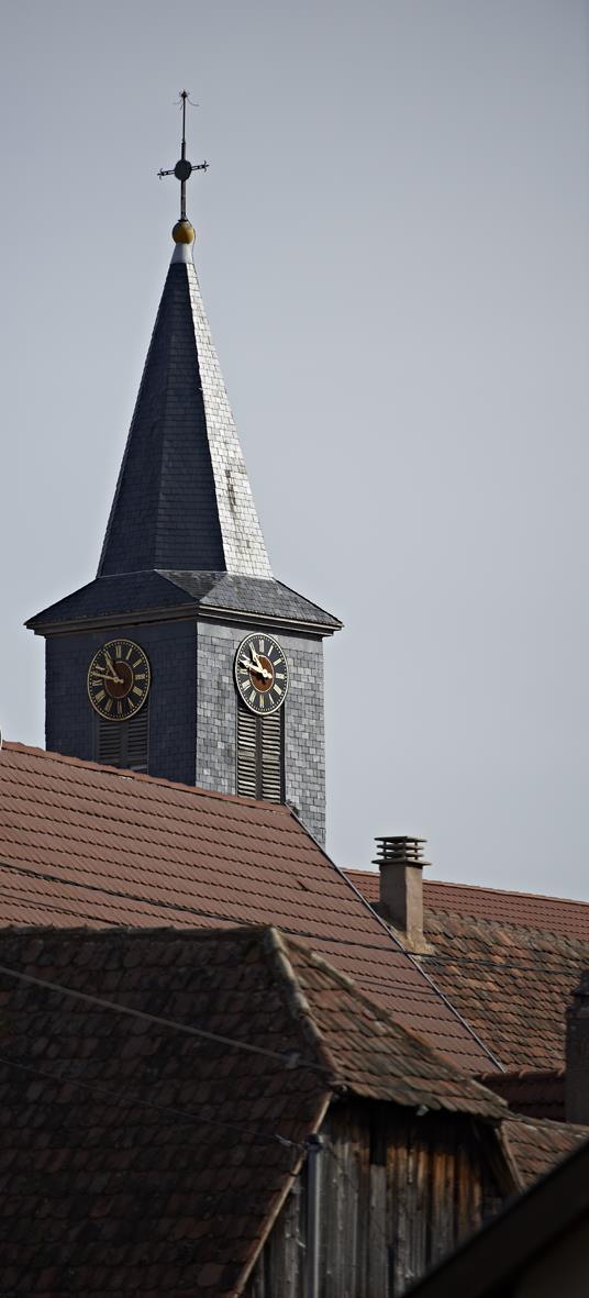 Die Sankt Laurent Kirche