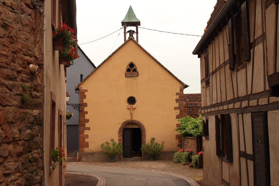 Kapelle des Weingartens