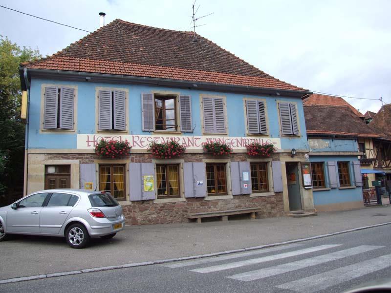 Restaurant La Wangenmühle