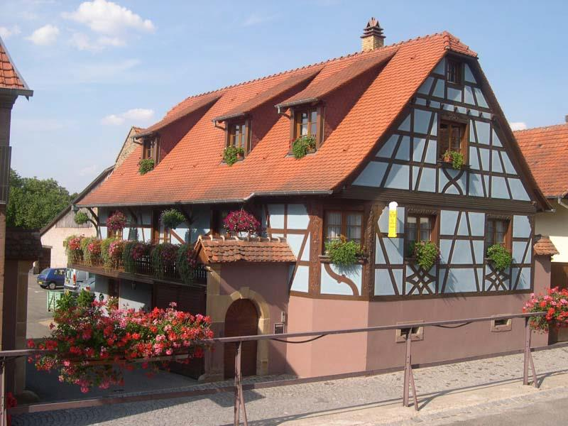 Hôtel-restaurant Le Scharrach