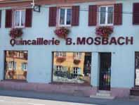 Quincaillerie Droguerie Mosbach