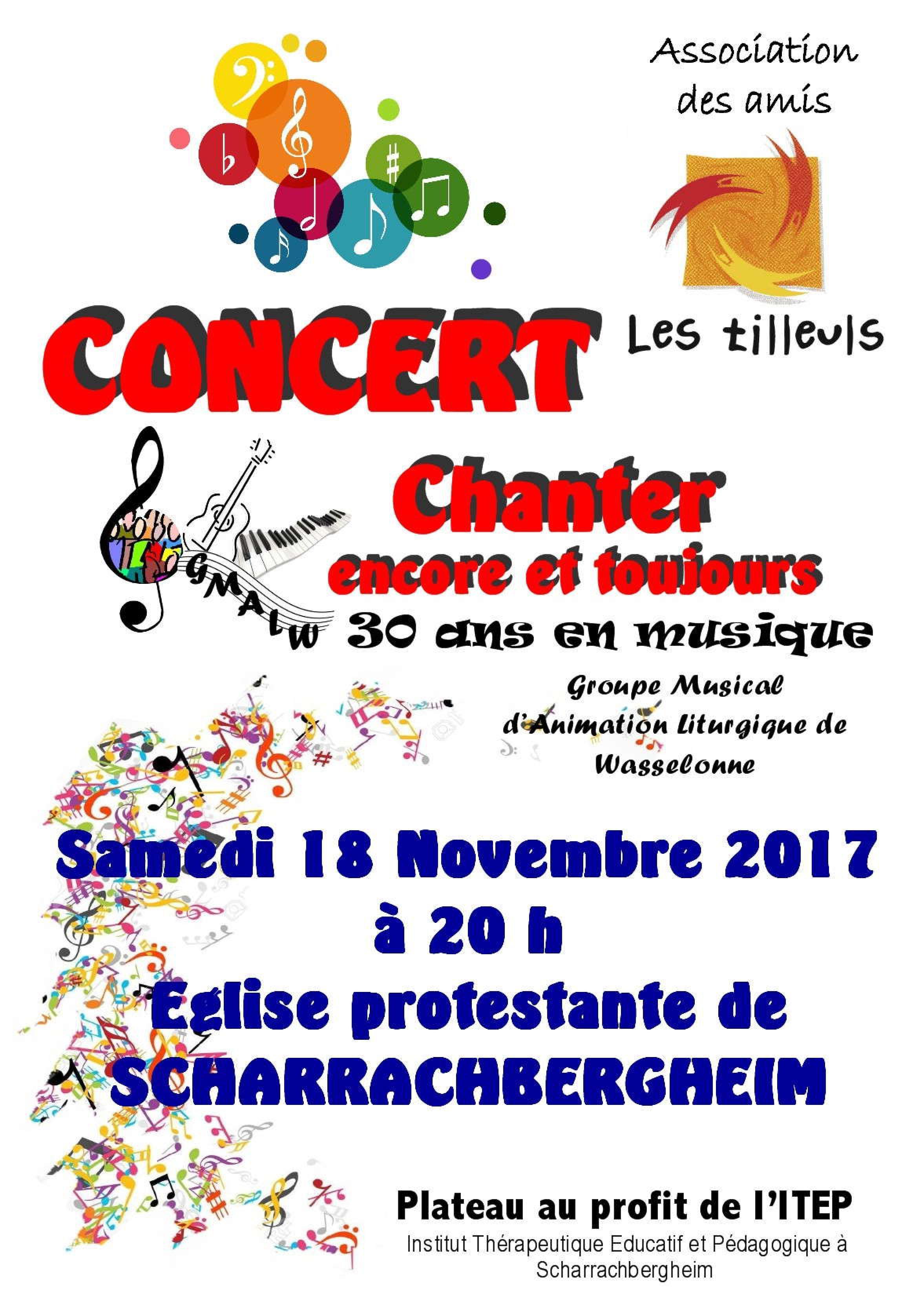 Concert : Chanter encore et toujours