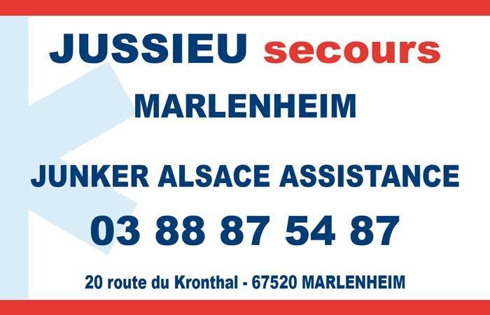 Alsace Assistance - Jussieu Secours Marlenheim