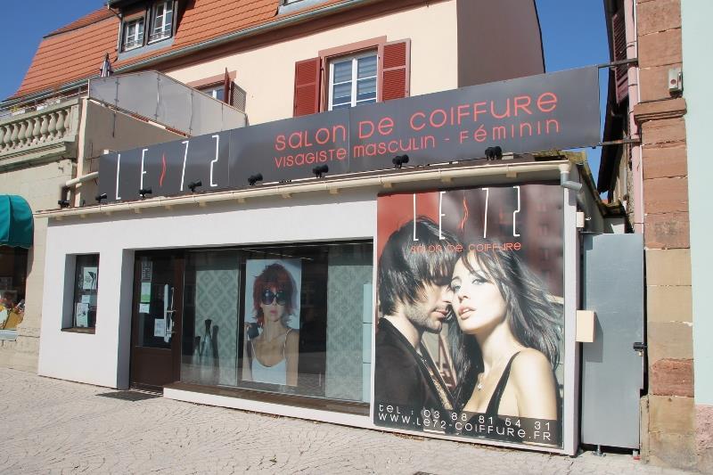 Salon de coiffure - Le 72