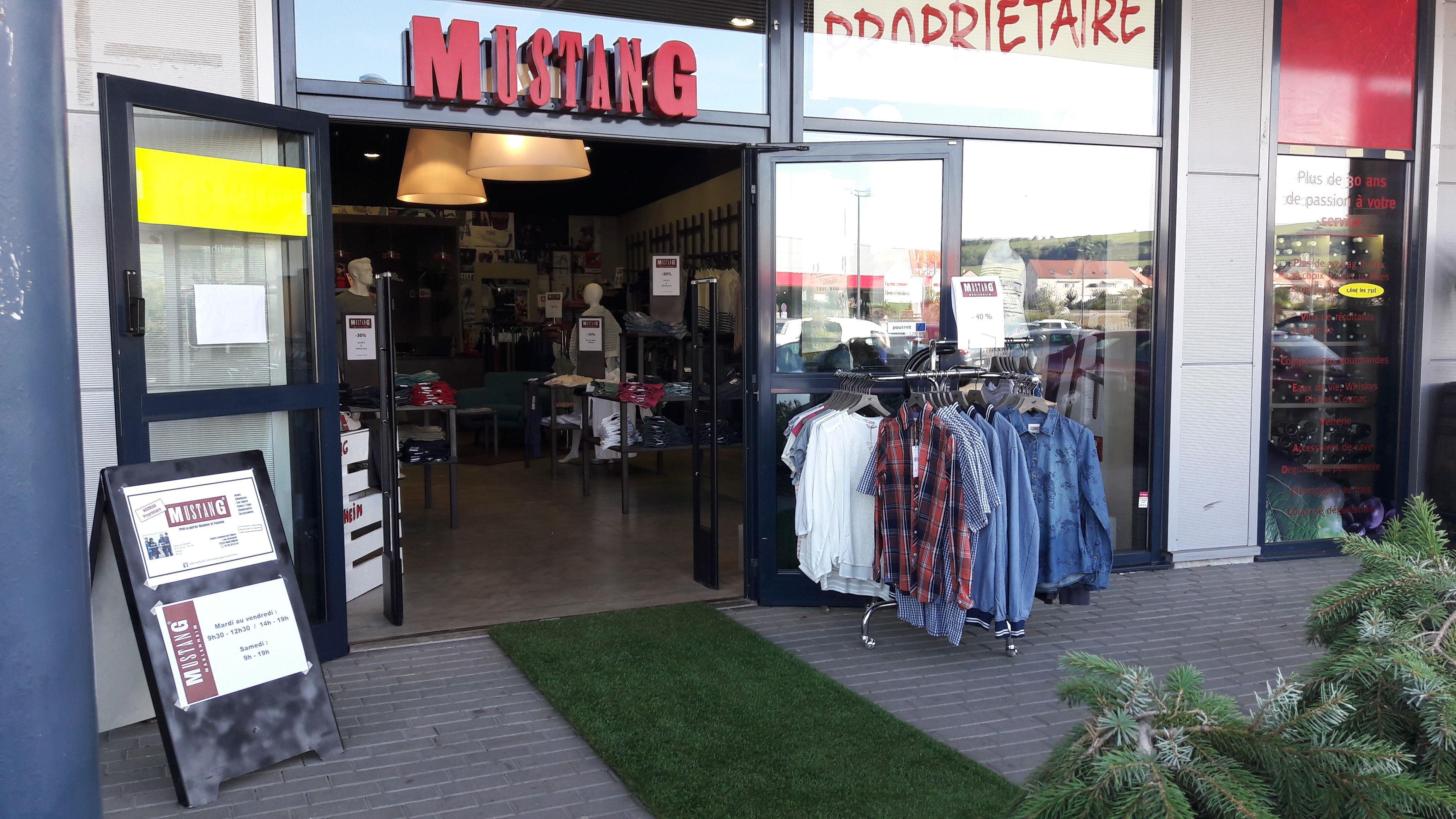 Mustang Jeans Marlenheim